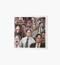 Dwight Schrute - The Office Art Board