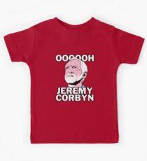 Oh Jeremy Corbyn Kids Tee