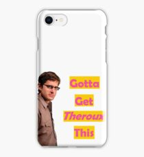 Louis Theroux - I Gotta Get Theroux This! iPhone Case/Skin