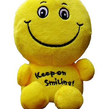 Keep on Smiling! - Happy Face by funnyfuntees