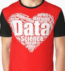 Data Science Love Graphic T-Shirt