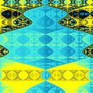 Sierpinski Paragon 2  by Beatriz  Cruz