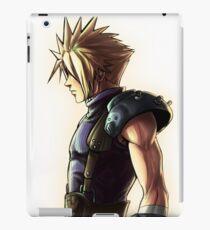 Cloud strife Artwork  iPad Case/Skin