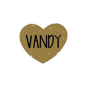Vanderbilt Universitätsherz von its-anna