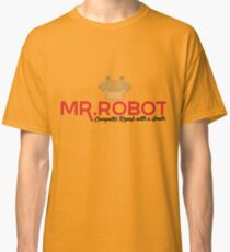 MrRobot - Computer Repair with a Smile! Classic T-Shirt