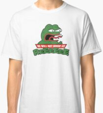 PEPE - He Will Not Divide Us Classic T-Shirt