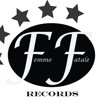 Femme Fatale Records by GiftHorse-Merch