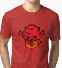 Sweevil - sweet with a sprinkle of evil Tri-blend T-Shirt