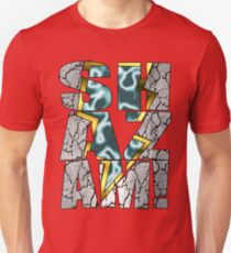 Shazam! Lightning strike T-Shirt