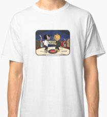 Pulp Kittytion| @CatTheMovies Classic T-Shirt