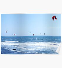The Day is Windy Poster