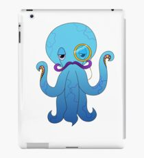 The Smart Octopus iPad Case/Skin