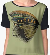 Steelhead Fly Women's Chiffon Top