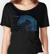 Moonlit Run Women's Relaxed Fit T-Shirt