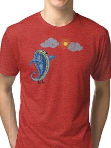 Good Morning Song Tri-blend T-Shirt