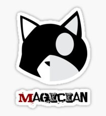 The Magician Sticker