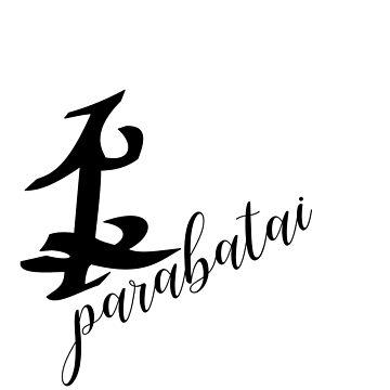 Parabatai by thatbookgal