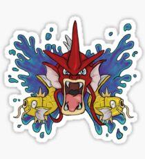 Shiny Gyrados Sticker