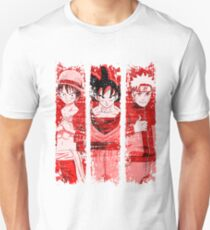 THREE HEROES T-Shirt