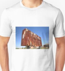 Route 66 - Western Motel Neon T-Shirt