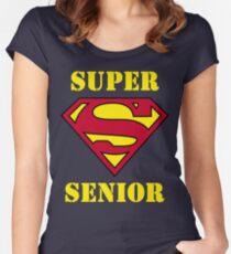 Super Senior Women's Fitted Scoop T-Shirt