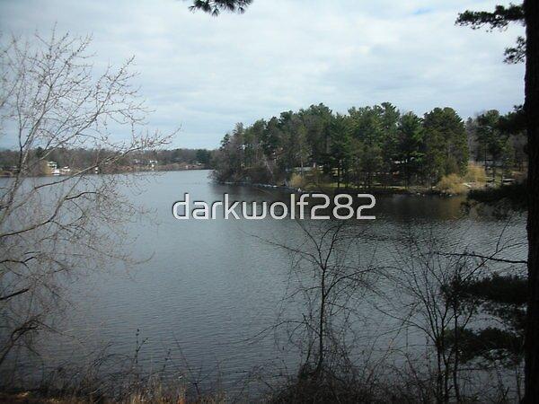 Lake Side by darkwolf282