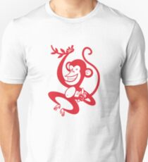 Red Monkey T-Shirt