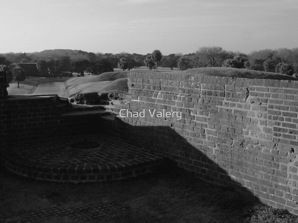 Fort Pulaski 2 by Chad Valery
