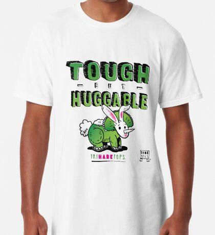 Tough but Huggable Long T-Shirt