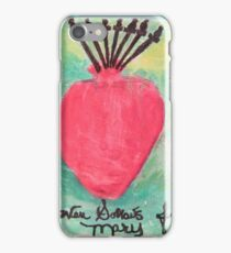 Seven Sorrows of Mary iPhone Case/Skin