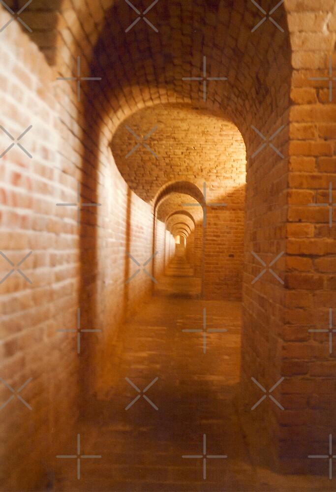 Ft Barrancas Passage by Sheila Simpson