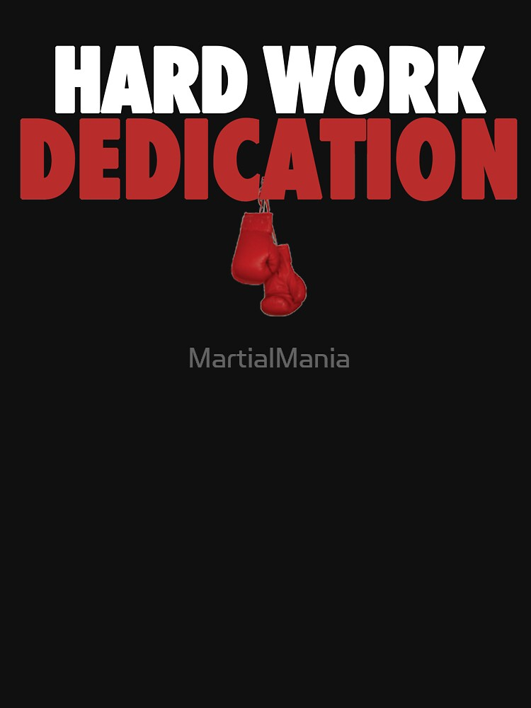 In the words of floyd mayweather hard work dedication unisex t in the words of floyd mayweather hard work dedication by martialmania altavistaventures Images