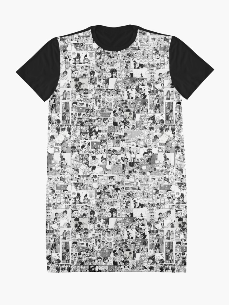 Alternate view of Gruvia moments Graphic T-Shirt Dress