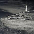 Reykjanesviti Lighthouse by Dominika Aniola
