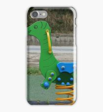 toy in the park iPhone Case/Skin