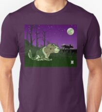 Moonlight Huntress Unisex T-Shirt