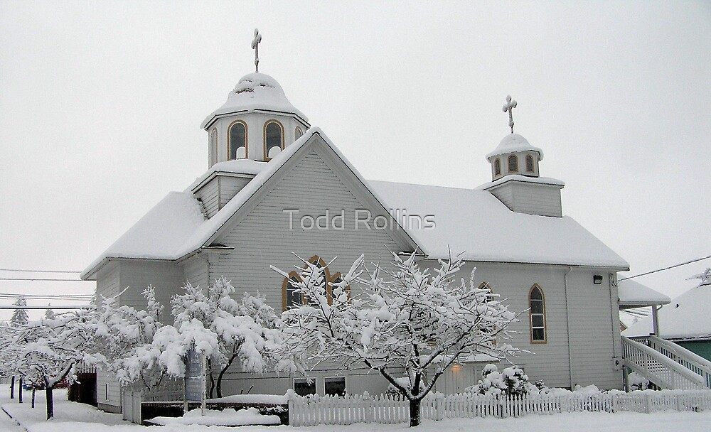 Peace And Quiet In The Country. by Todd Rollins