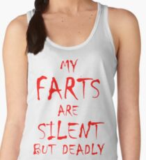 Silent But Deadly Women's Tank Top