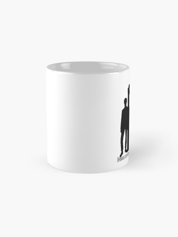Alternate view of Demons run when a good man goes to war Mug