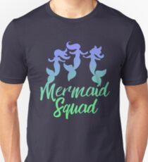 Mermaid Squad Slim Fit T-Shirt