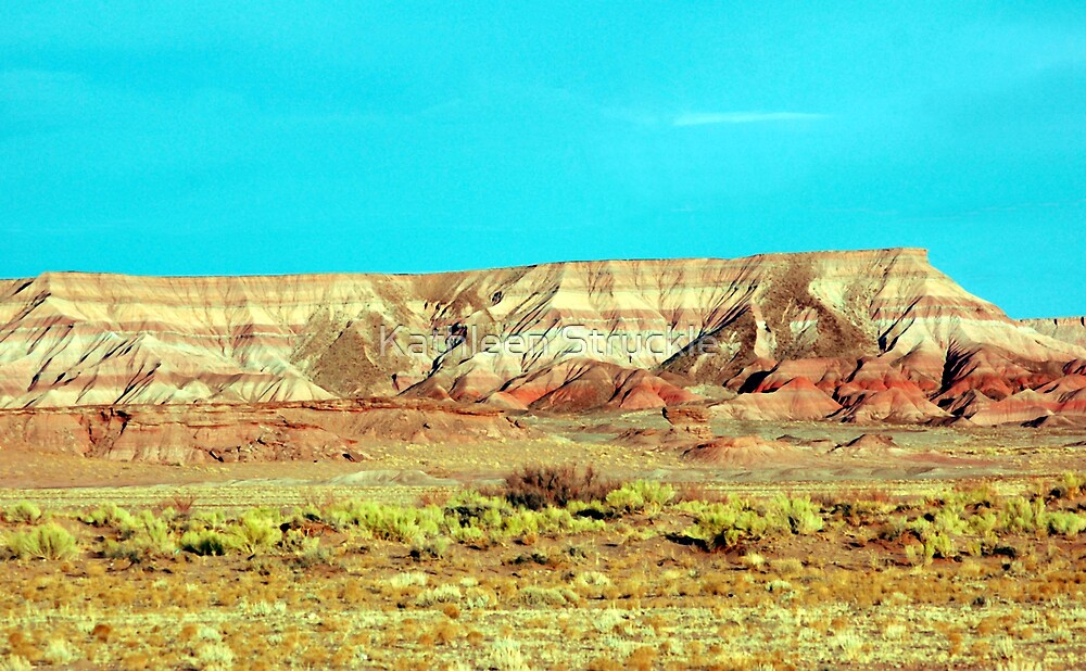 Painted Desert by Kathleen Struckle