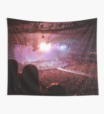 Huge Concert Wall Tapestry