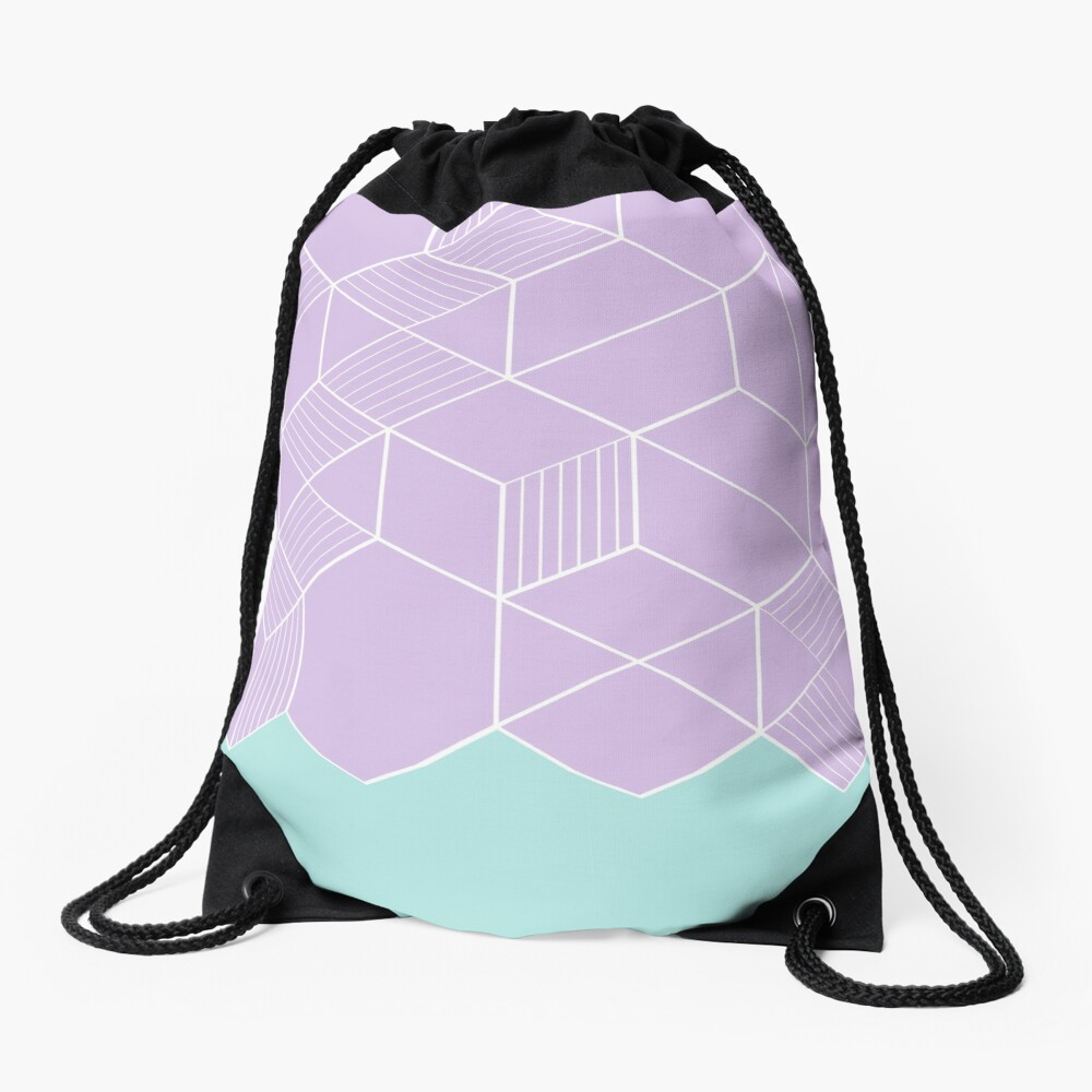 SORBETELILA Drawstring Bag