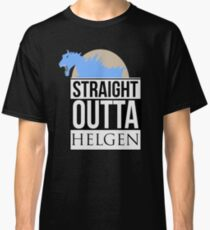 Straight Outta Helgen Classic T-Shirt
