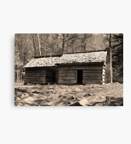Ephraim Bales Place Canvas Print