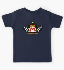 Super Motor Team Kids Clothes