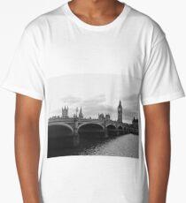 Black & White London Long T-Shirt
