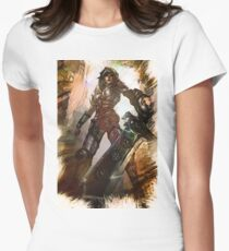 League of Legends RIVEN Womens Fitted T-Shirt