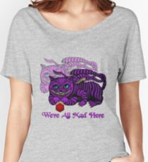Cheshire Displacer Beast Women's Relaxed Fit T-Shirt