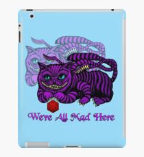 Cheshire Displacer Beast iPad Case/Skin